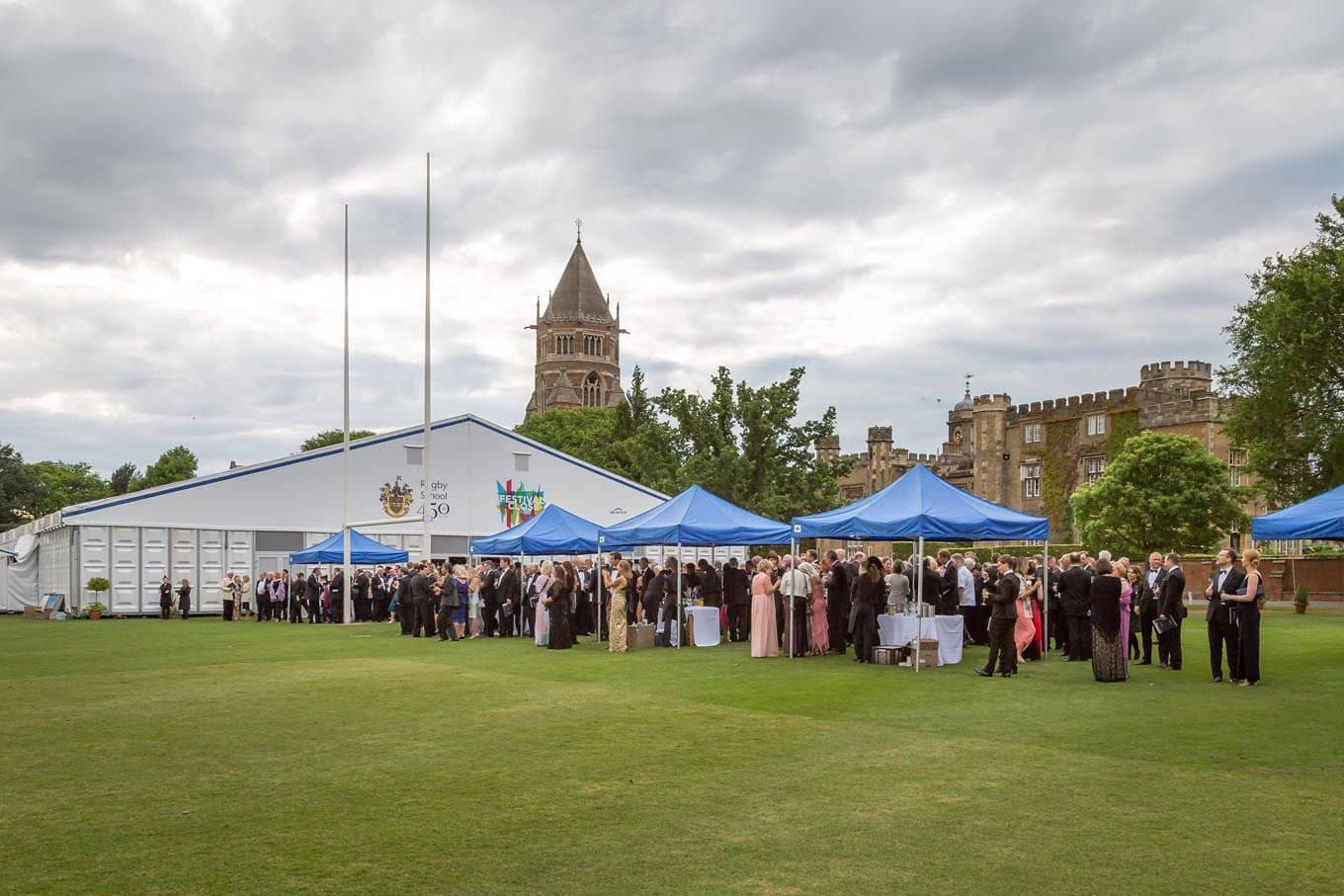 Rugby School 450th Anniversary Celebrations