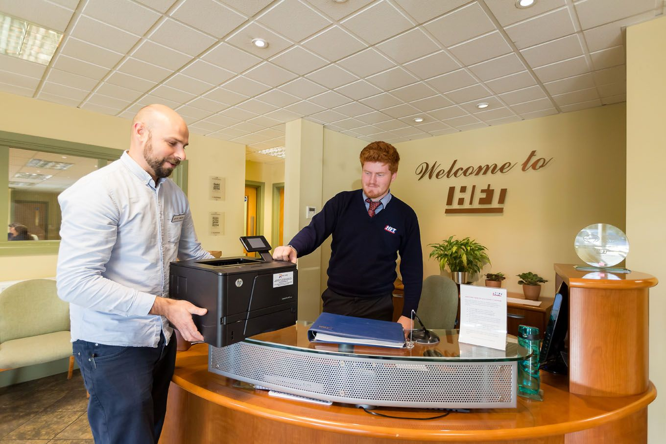 Company and Staff Photography in Hereford